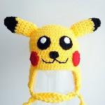bonnet pikachu pokemon