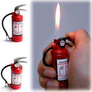 briquet extincteur