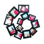 cadre photo spirale