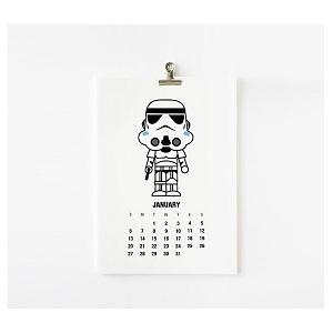 calendrier-2013-star-wars