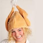 chapeau poulet roti
