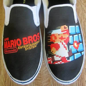 chaussure-super-mario