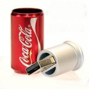 cle usb canette de coca