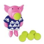 cochon anti-stress