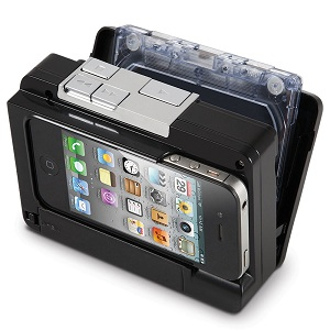 convertisseur cassette audio iphone