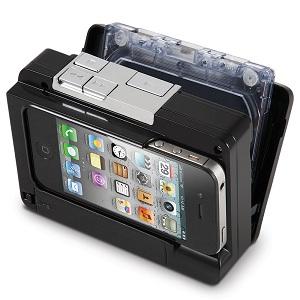 convertisseur cassette audio iphone