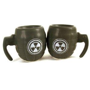 coquetiers grenades lot de 2