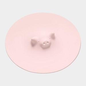 couvercle de casserole cochon