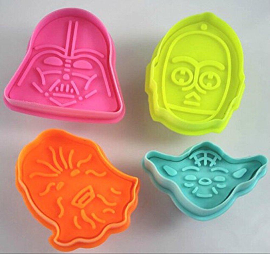 Moule cookie Star Wars