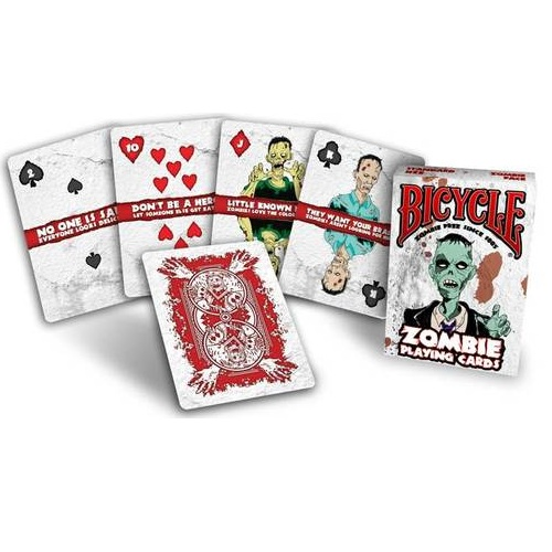 jeu de carte zombie