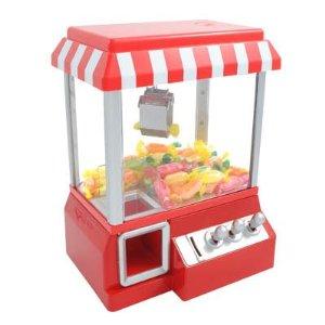 machine attrape bonbon fete foraine