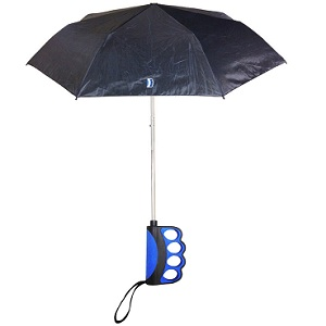 parapluie poignee point americain