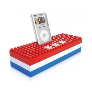 station ipod iphone lego lecteur mp3