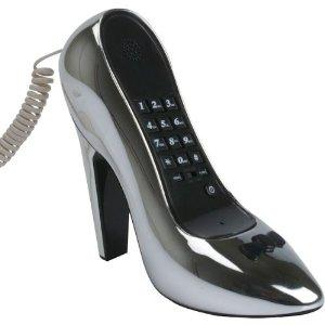 telephone chaussure talon haut