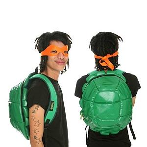tortue ninja sac à dos