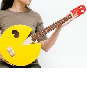 ukulele pacman