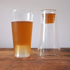 verre biere shooter