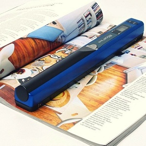 Scanner-magazine-livre-portable-IRIScan300