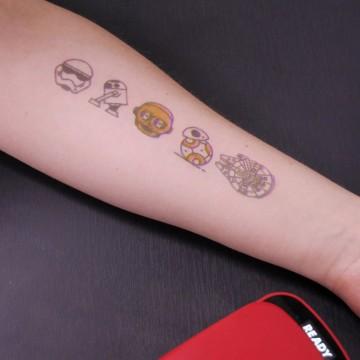 tatouage-ephemere-machine