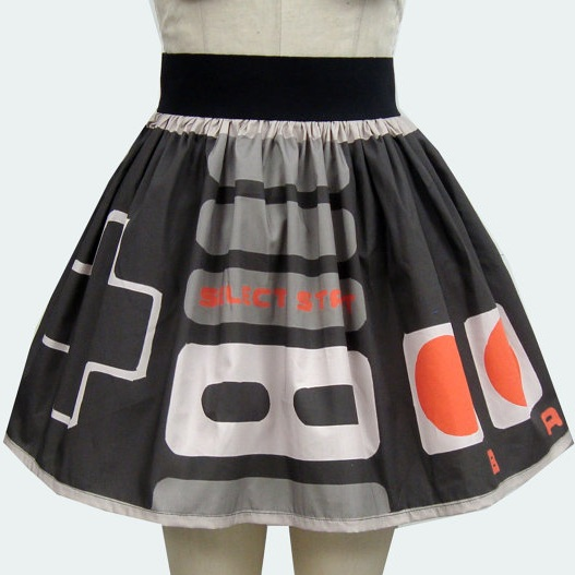 robe manette de nintendo nes id al pour toutes les. Black Bedroom Furniture Sets. Home Design Ideas
