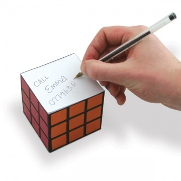 bloc-notes-post-it-rubik-s-cube