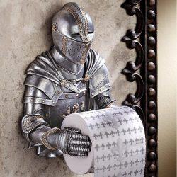 Chevalier distributeur de papier toilette