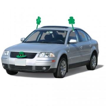 costume-deguisement-saint-patrick-voiture