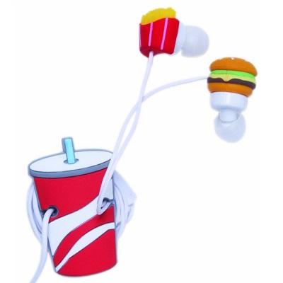 ecouteur-fast-food-frite-hamburger-soda-enrouleur