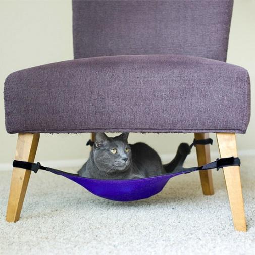 hamac-pour-chat-chaise