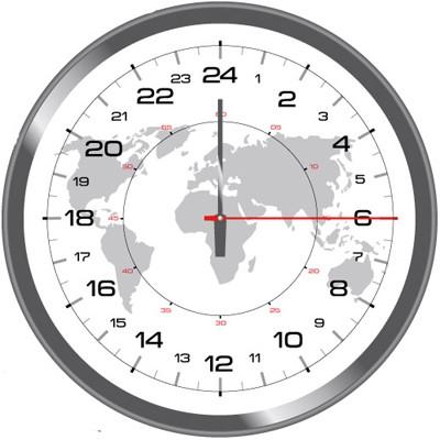 horloge-24-heures-decoration-astronaute