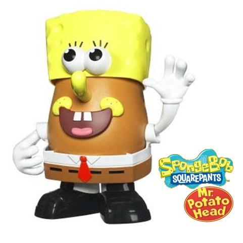 Monsieur patate bob l 39 ponge il manquera que gary - Monsieur patate toy story ...