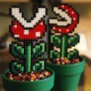 decoration-geek-plante-carnivore-mario-bross-plastique