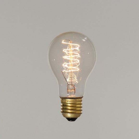 ampoule filament 40 w une touche r tro dans votre. Black Bedroom Furniture Sets. Home Design Ideas