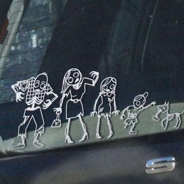 stickers-famille-de-zombie-autocollant