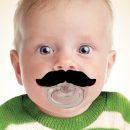 tetine-moustache-bebe-pull-vert