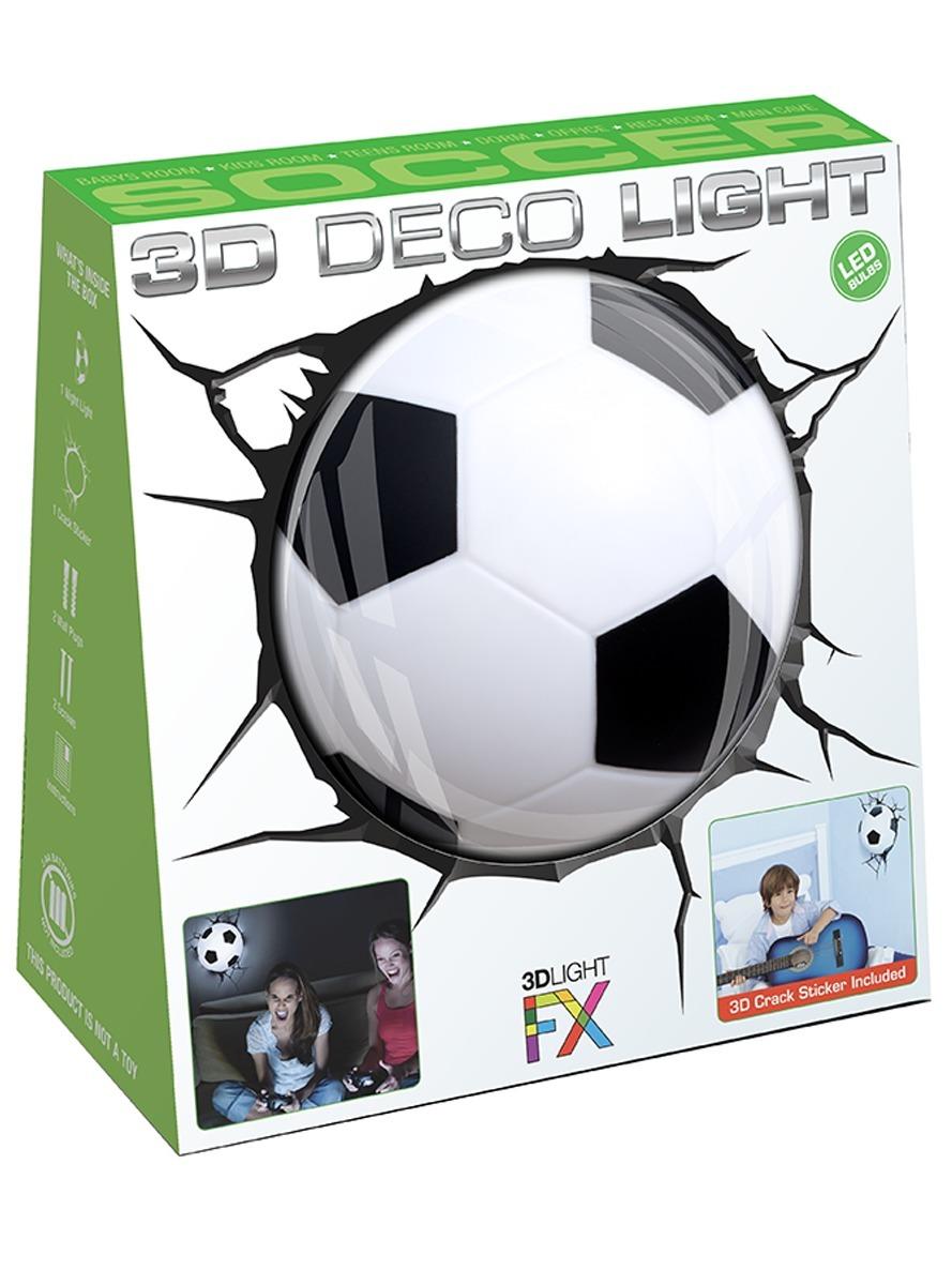 Amateurs Lampe Les Foot De FootballPour Murale Ballon Tous MVSUzp