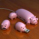 porc-hub-usb-cochon
