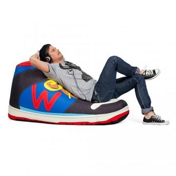 pouf-chaussure-basket-sneaker-woouf