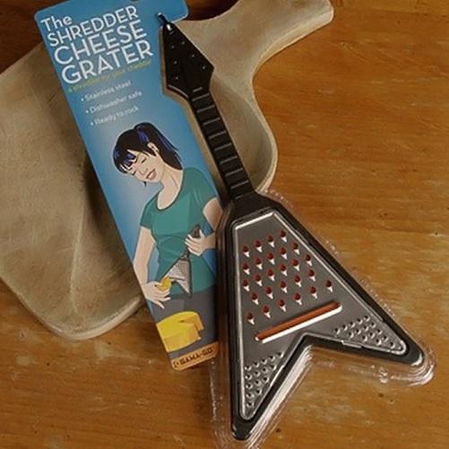 Rape A Fromage Guitare Ideal Pour Se Prendre Pour Une Rockstar