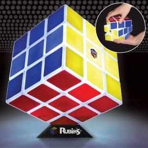Lampe originale Rubki's cube