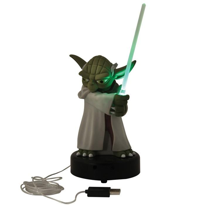 Lampe USB Yoda