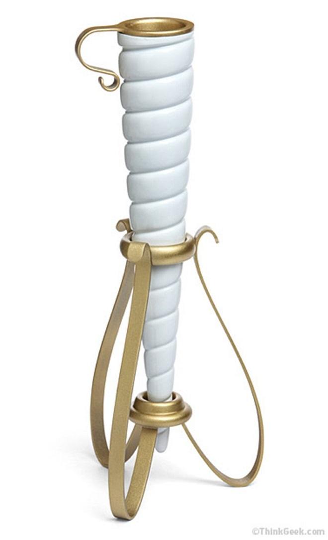 corne-licorne-verre-support-plastique