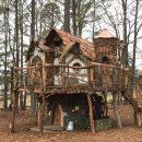 cabane-dans-les-arbres-perche-fait-main