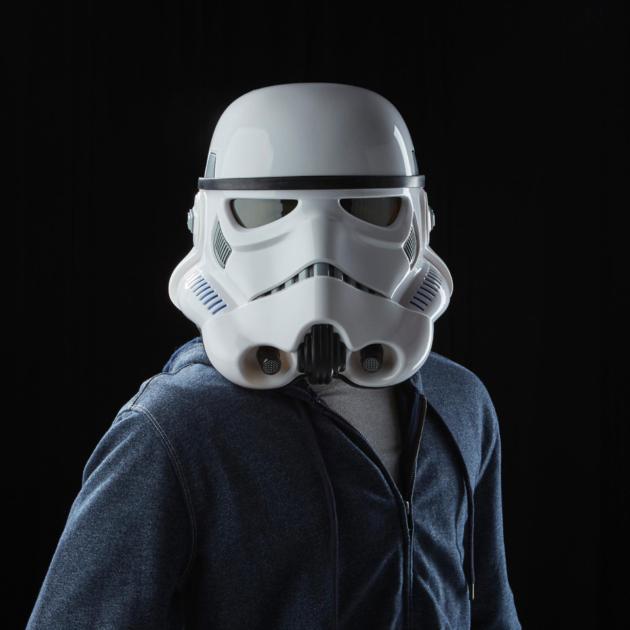 casque stormtrooper star wars modificateur de voix avant. Black Bedroom Furniture Sets. Home Design Ideas