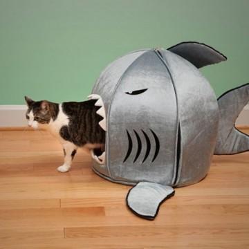 niche-cabane-chat-requin-chien