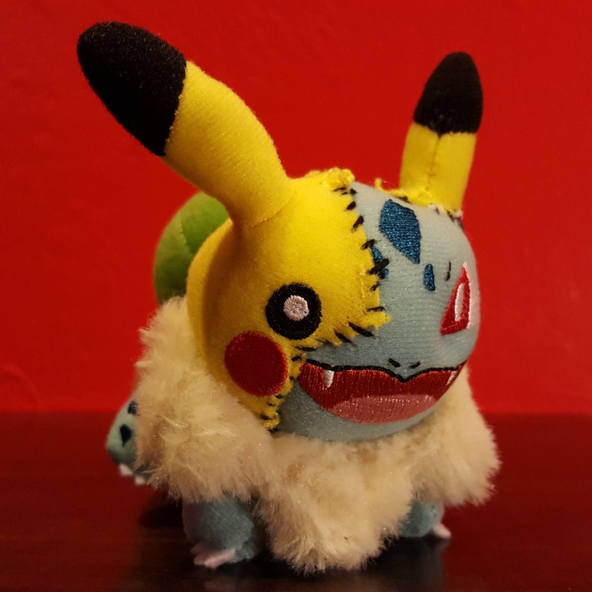 porte-cles-pokemon-fusion-frankenstein