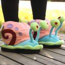 chausson-gary-bob-l-eponge-chaussons
