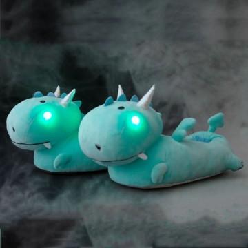 chaussons-dragons-lumineux-kawaii-LED