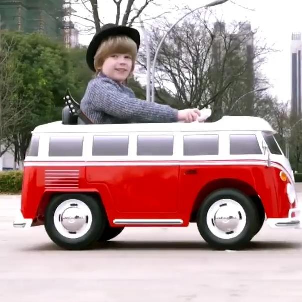 mini combi van vokswagen lectrique avant j 39 tais riche. Black Bedroom Furniture Sets. Home Design Ideas