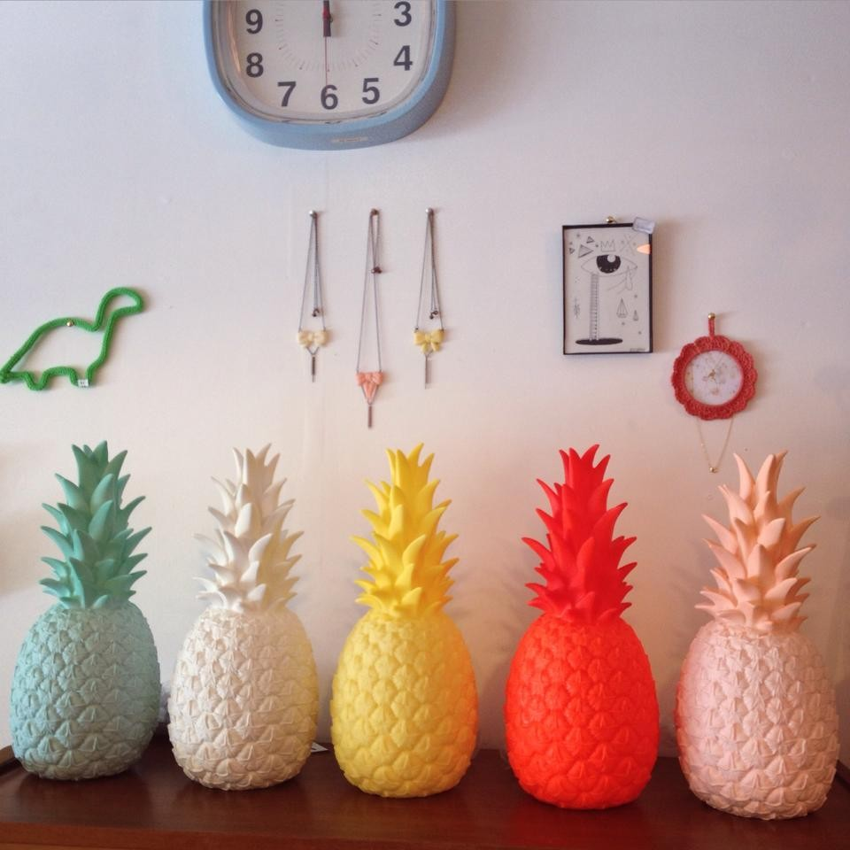 lampe-veilleuse-ananas-multi-color